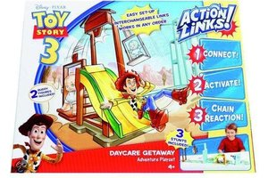Mattel toy story 3 action links