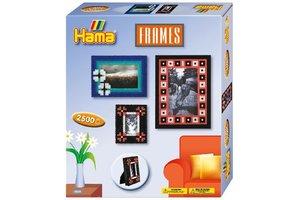 Hama Strijkkralen Hama Medium Gift Box - Fotolijstjes 2500stuks
