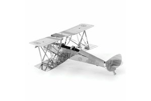 Eureka ME tiger moth vliegtuig