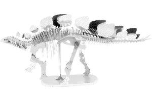Eureka Metal Earth Stegosaurus Skeleton