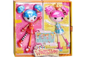 MGA Entertainment Lalaloopsy workshop duopack