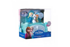 Frozen snowman juwelen box