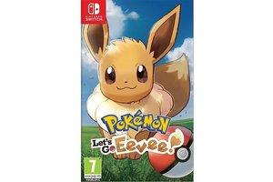Nintendo Switch Pokémon Let's Go, Eevee!