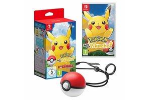 Nintendo Switch Pokémon Let's Go, Pikachu! + Poké Ball Plus