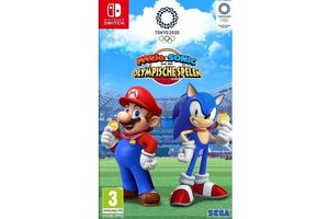 Nintendo Switch Mario & Sonic-The Olympic Games Tokyo