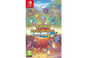Nintendo Switch Pokémon Mystery Dungeon Rescue Team DX