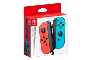Nintendo Switch Joy-Con Controllerset Red/Blue
