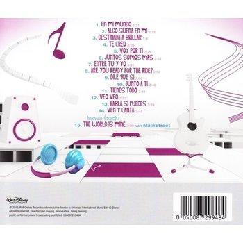 CD Violetta - Seizoen 1