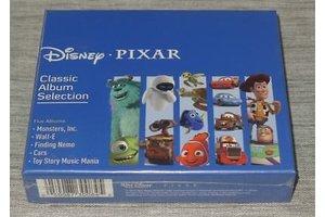 CD Disney Pixar Classic albumcollectie