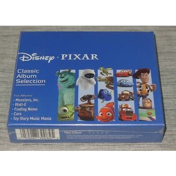 CD Disney Pixar Classic albumcollectie