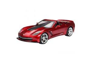 New Bright R/C Corvette Stingray ZR1 - rood