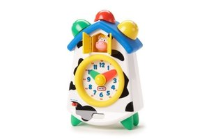 MGA Entertainment clock-a-doodle mo met 4 melodietjes
