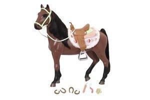 Our Generation - Paard Buckskin 51cm