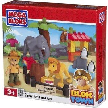 Mega Bloks bloktown medium speelset dieren