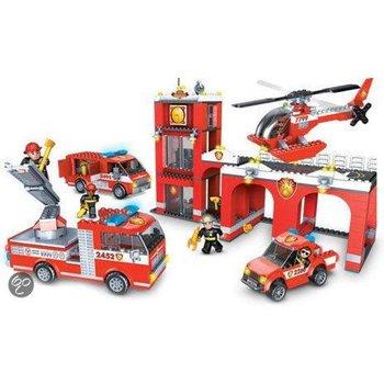 Mega Bloks bloksquad brandweer