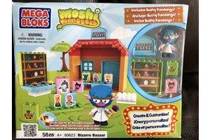 Mega Bloks mega bloks mm bizarre bazaar