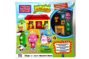 Mega Bloks Moshi monsters huis