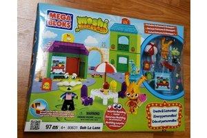 Mega Bloks Moshi monsters 80631