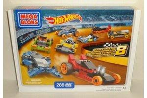 Mega Bloks HW Super race pack