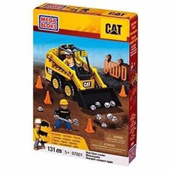 Mega Bloks CAT Skid-steer loader
