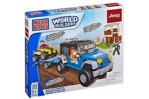 Mega Bloks Mega bloks jeep world burgers