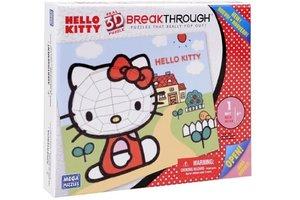 Mega Bloks 3D Puzzel Hello Kitty 100st