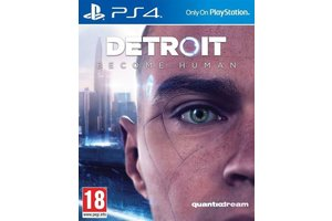 PS4 Detroit-Become Human