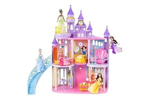 Mattel disney princess droomkasteel