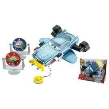 Mattel Cars2 Bath Blastin' Finn McMissle