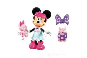 Mattel Minnie mouse slaapfeestje boetiek
