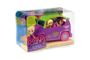 Mattel PP Rij en glij auto