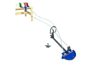 Mattel Planes Sky Track Challenge