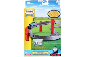 Mattel Thomas uitbreiding met spiraal