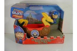 Mattel FP Mike Vikingschip