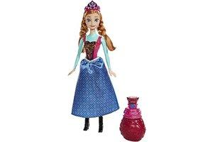 Mattel Frozen royal color Anna