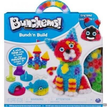 Spin Master Bunchems! - Bunch'n Build