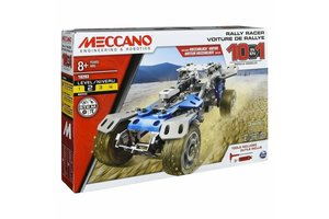 Spin Master Meccano - 10-in-1 Rally Racer
