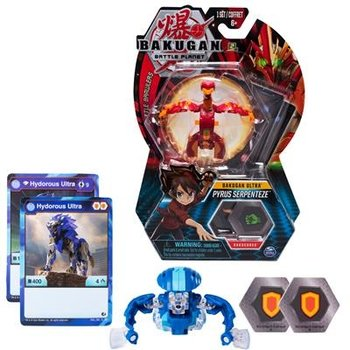 Spin Master Bakugan Battle Planet - Bakugan Deluxe Booster (1-pack)