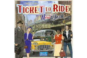Asmodee Ticket to Ride - New York