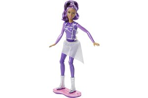 Mattel Barbie Star Light Adventure - Licht & geluid hooverboard
