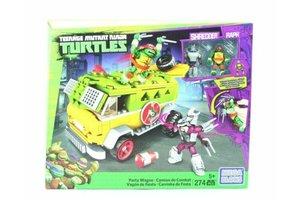 Mattel TMNT Partywagen
