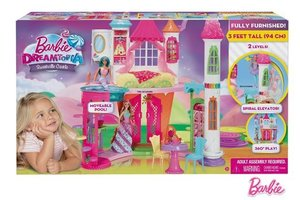 Mattel Barbie Dreamtopia Sweetville Castle