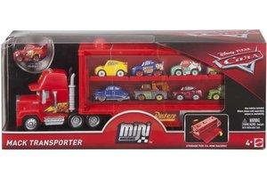 Mattel Disney Cars 3 - Micro Racer Transporter
