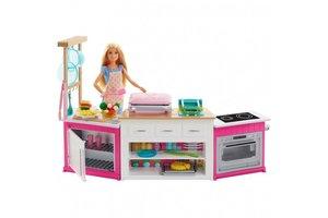 Mattel Barbie Keuken Deluxe