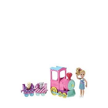 Mattel Barbie Chelsea Puppy trein