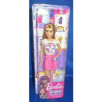 Mattel Barbie Skipper Babysitter