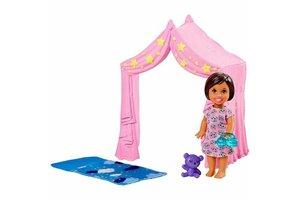 Mattel Barbie Skipper Babysitter - Bedhemel