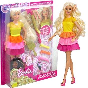 Mattel Barbie Hair Feat - Ultieme Krullen (blond)