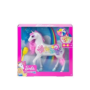 Mattel Barbie Dreamtopia Brush 'n Sparkle Unicorn