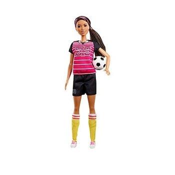 Mattel Barbie Careers 60th Anniversary - Voetbalster